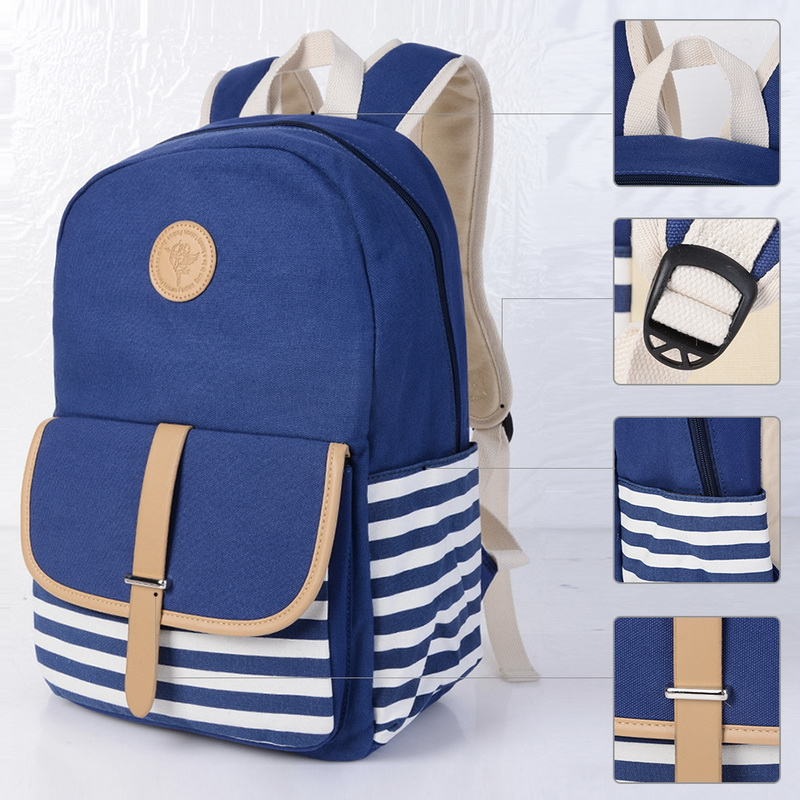 WENYUJH School Backpack Book Bags For Students Women Casual Rucksack Daypack Laptop Fashion Student Backpacks 2019