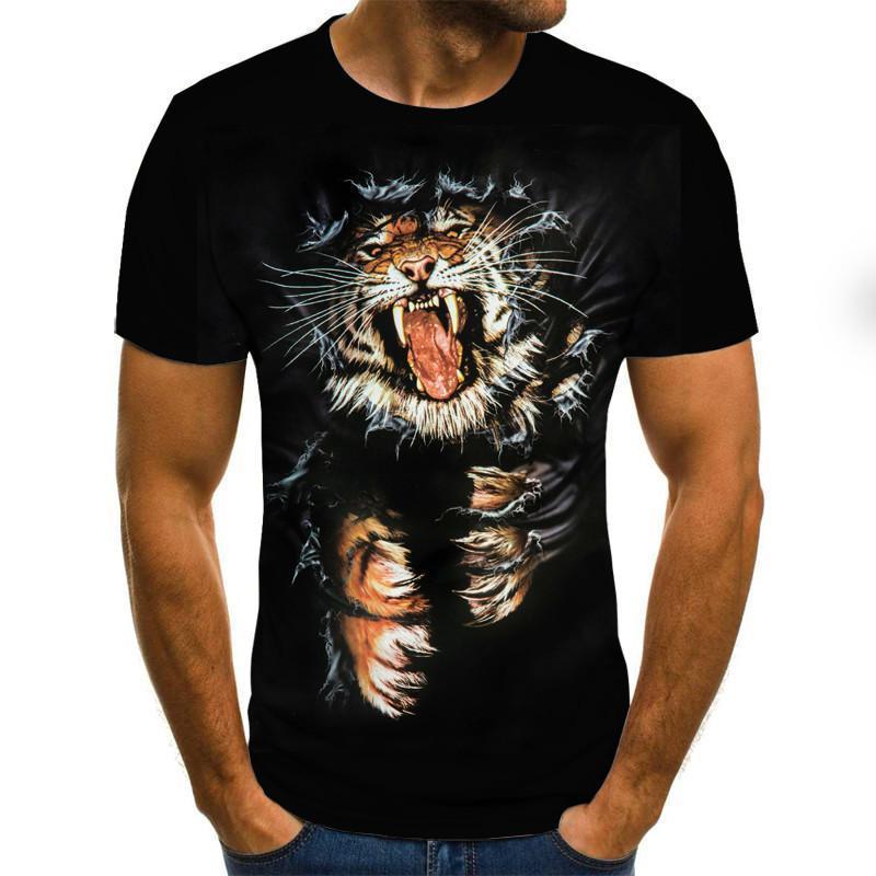 Diamond Story Dress Mens T-Shirts 3D Printed Tshirt Short Sleeve Funny Design Casual Tops Tees Male Halloween T Shirt