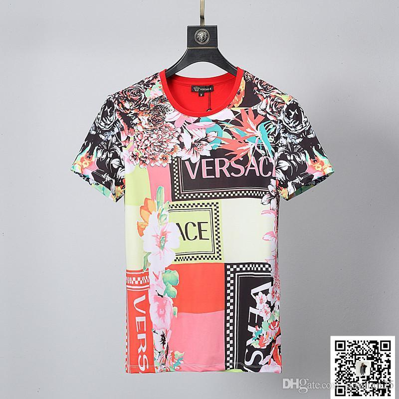 Außenhandel Explosion Modelle Dünne Männer Casual Pullover Kurzarm T-Shirt Rundhals Baumwolle Anti-Falten Wicking Men T14020