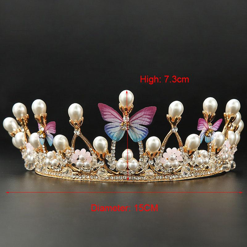 butterfly tiara
