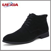 New-Handmade-Top-Quality-Fashion-Suede-Leather-Ankle-Boots-Men-Winter-Snow-Warm-Formal-Men-s