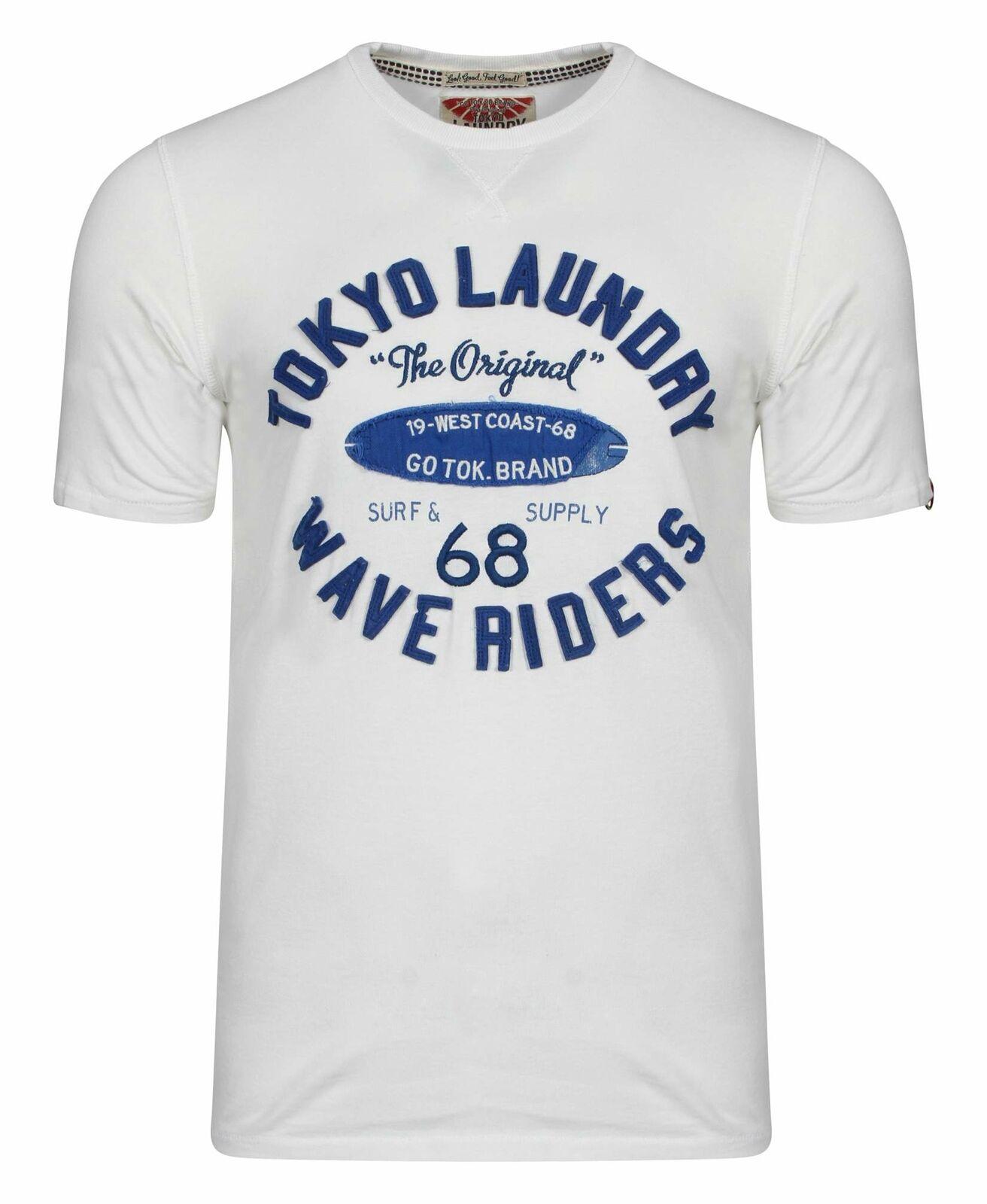 Homme Revers Survêtement par Tokyo Laundry /'Western/'