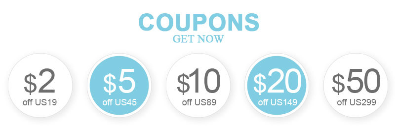 COUPONS---