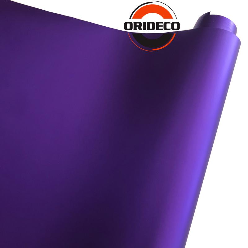 Purple matte metallic satin purple vinyl wraps 5