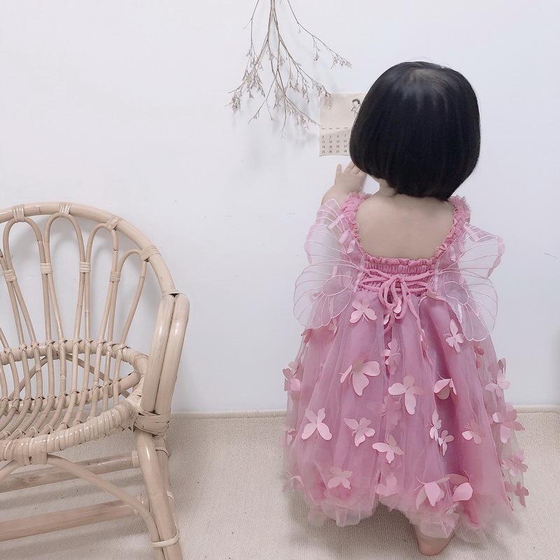 1-8-Butterfly Girl Dress