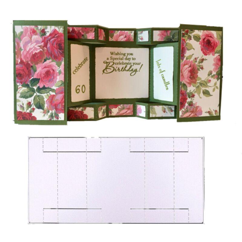 Símbolo de carta Metal Corte muere scrapbooking relieve Papel elaboración de Tarjetas artesanal