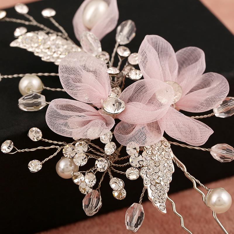 Silver Hairpins (2)