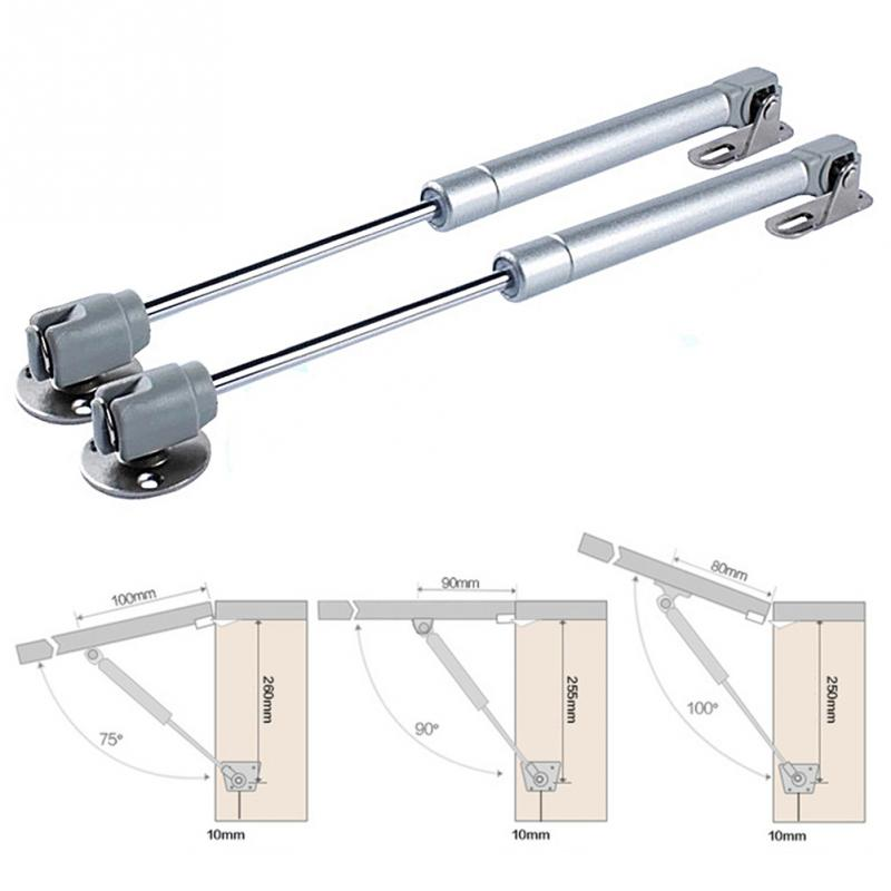 Pro Furniture Cabinet Door Lift Up Hydraulic Gas Stay Strut Support Rod 40N-150N