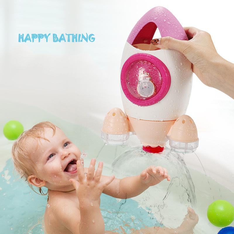 Kinder Baby Wasser Flöte Spielzeug Baden Dusche Badewanne Spaß Musik