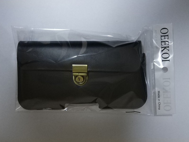 0 Genuine Pouch Case Package