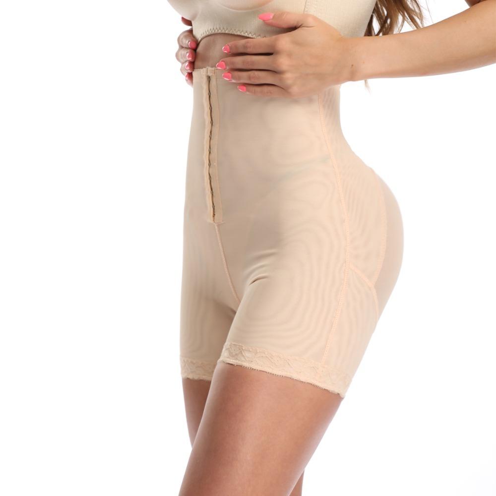 Waist trainer Butt Lifter shaper women modeling strap Body Shaper Slimming Underwear Shapewear Slimming Belt Faja tummy shaper (7)