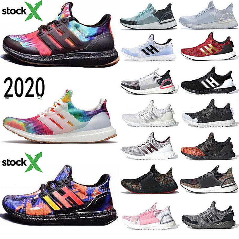 Ultra Boost 4.0 5.0 Stock X 2020 Kicks Hommes Chaussures de course Woodstock Orca ultraboost Game of Thrones 19 20 hommes chaussures femmes chaussures