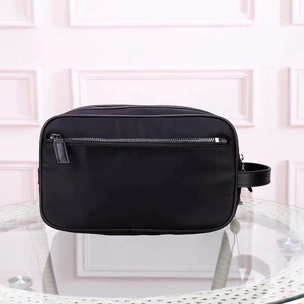 New Wholesale designer Clutch bag for men cosmetic bag women big travel organizer storage wash bag make up men purse Cosmetic case