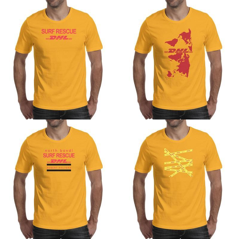 3D Printed T-Shirts Wave Riders California Beach Retro Athletic Style Short Sleeve Tops Tees