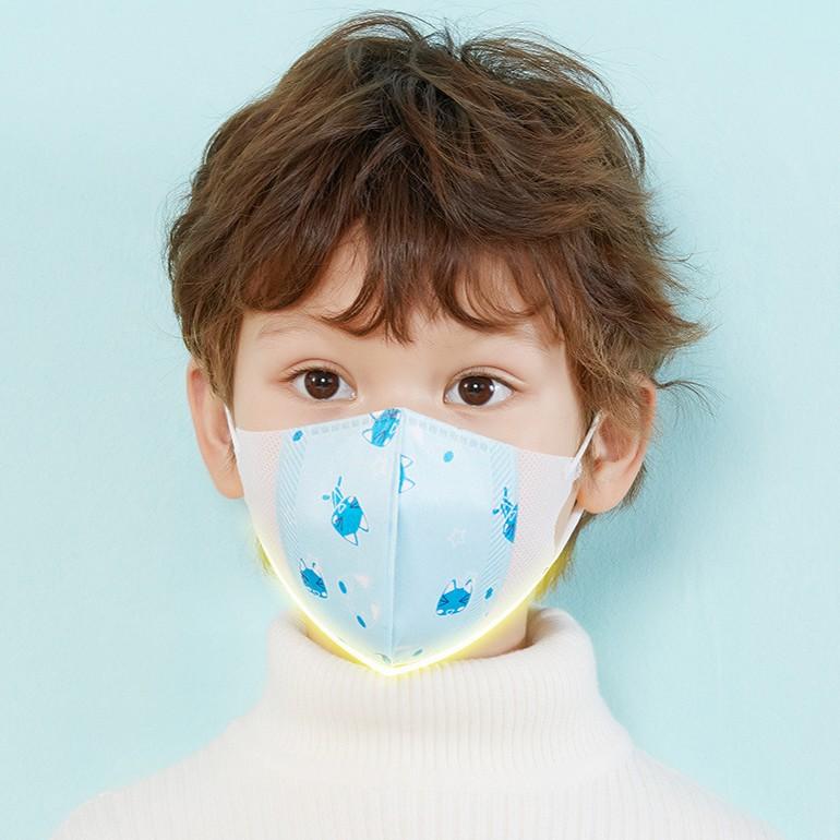 masque bouche jetable enfant