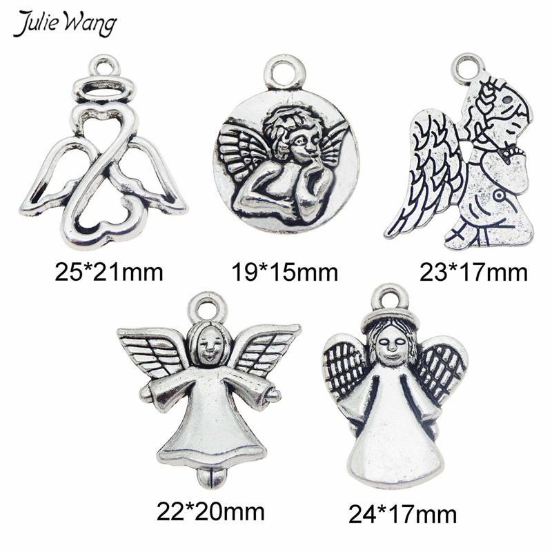 50pcs Cartoon Send big star Enamel Metal Charms Pendants DIY Jewelry Making P566