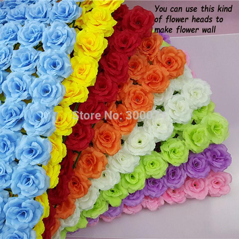 Flower wall supplies