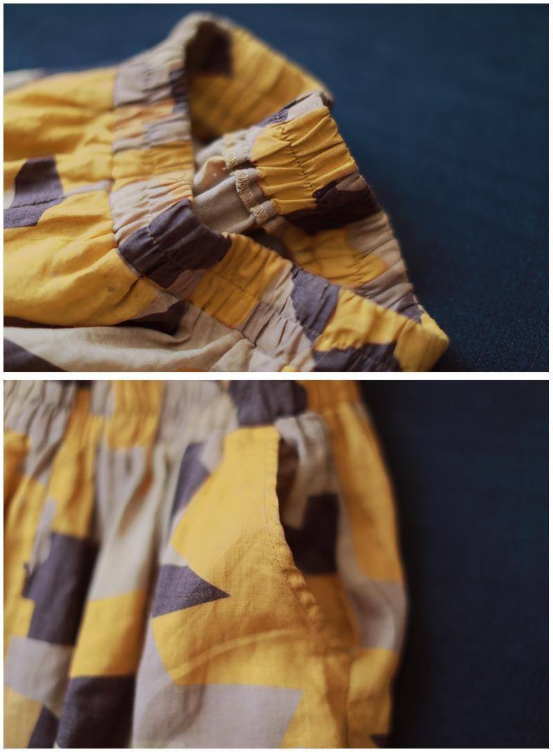 Plus Size 4XL Cotton Linen Harem Pants Trousers Women Vintage Print Slim Casual Elastic High Waist Cargo Radish Pants Women 201910