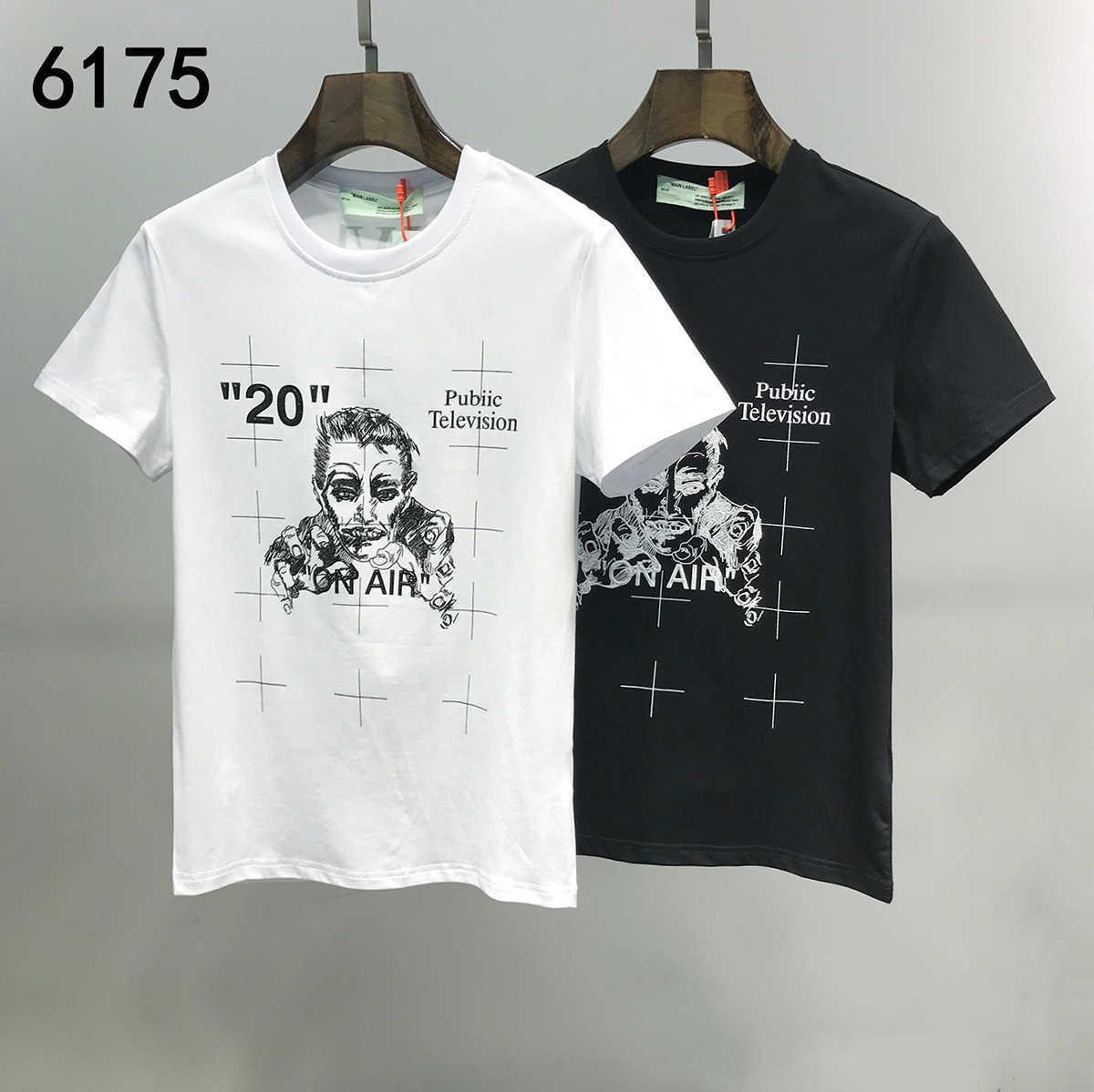 Pop 20SS nouvelle conception de la mode hommes et les femmes T-shirt pur et coton à manches courtes T-shirt Taille M-3XL