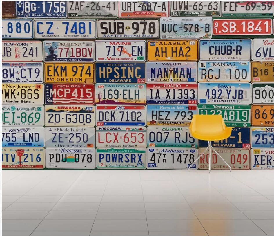 Where To Buy Decorative License Plates  from www.dhresource.com