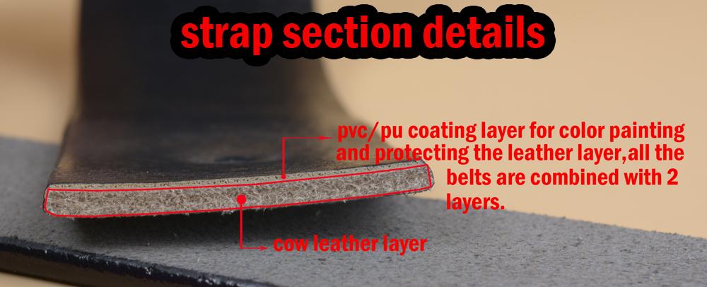pin buckle belts
