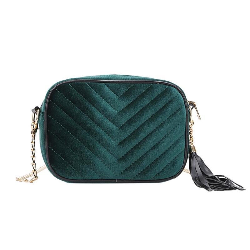 Green Womens Bags Crossbody Bags Women Forest Girl PU Wild Crossbody Bag Diagonal Handbag Shoulder bag