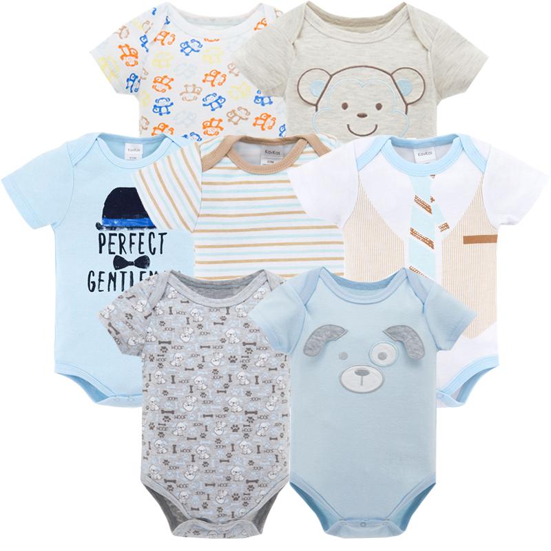 Summer Brands Vetement / Of Baby Girl 3 6 9 12 mesi Vestiti neonati Q190520