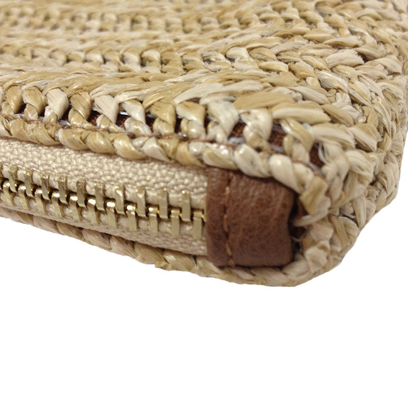 Women Clutch Bags Female INS Popular Summer Beach Straw Bag Lady Travel Mini Messenger Bags Casual Knitted Bolsa Tote SS3133 (2)