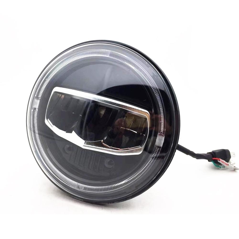 1-7 inch side headlight jeep
