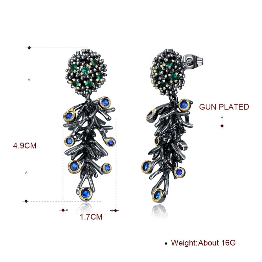 Drop Earrings WE3786 (10)