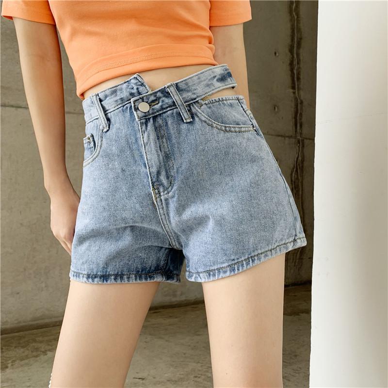 Summer Women Lace Mini Shorts Hot Pant Hollow Floral Casual Beach Girl Miniskirt