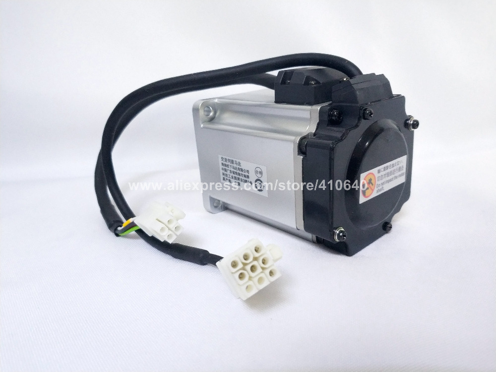 nasonic 400W Servo Motor and Drive (7)