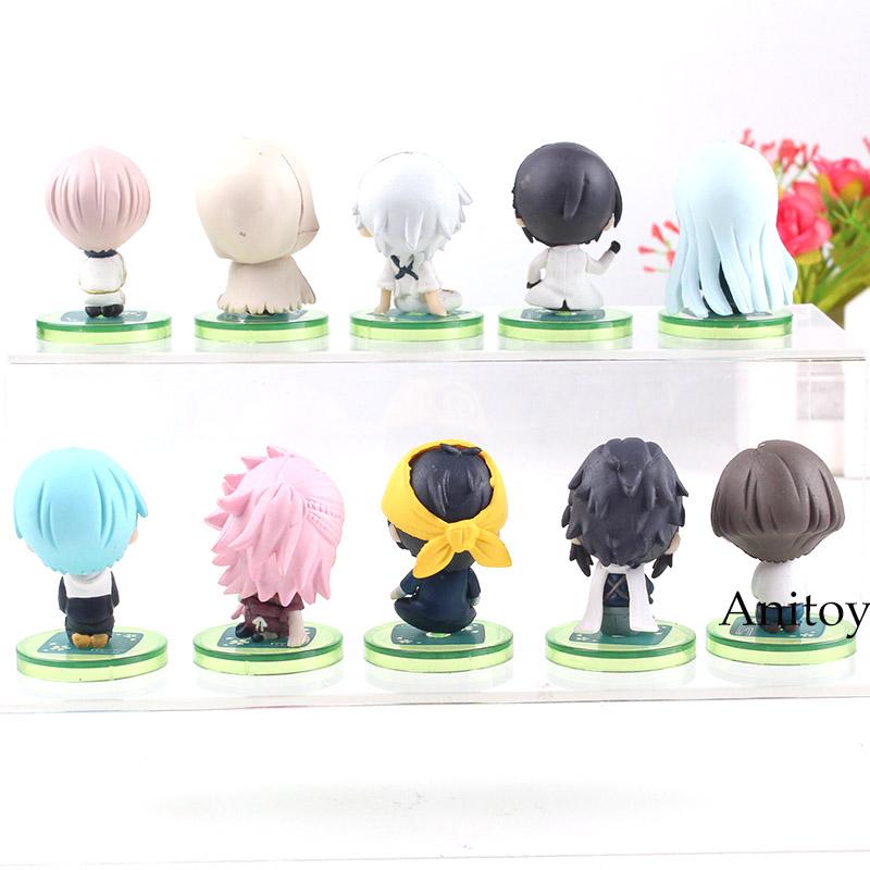 Touken Ranbu Online Mikazuki Munechika Kousetsusamonji Ichigo Hitofuri Min PVC Action Figure Collectible Model Toy Doll