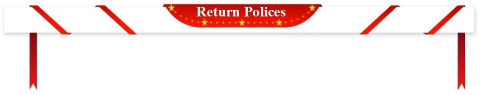 5 return polices