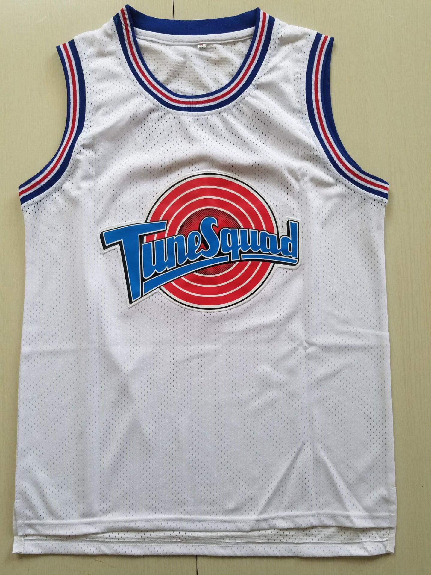 Bill Murray 22 Space Jam Jersey Shirt Squad  looney Tune  Movie Basketball