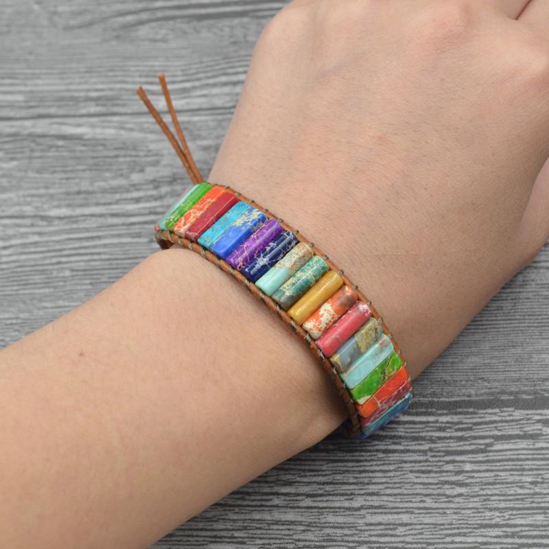 Fashion Love Designer Womens Mens Charms Hand Natural Stone Knitting Yoga Wheel String Beads Bracelet Jewelry Sets men women bracelets