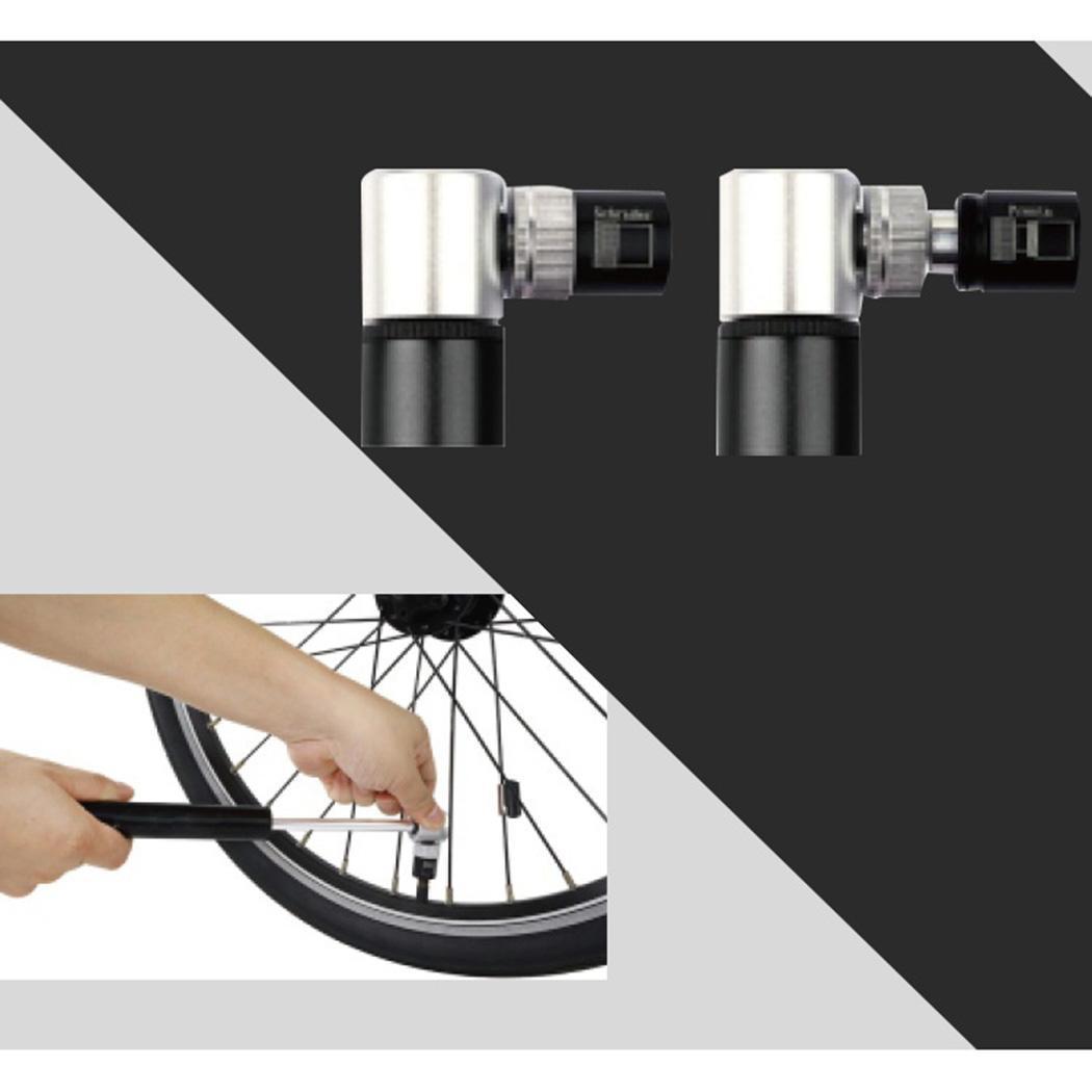 Nouveau mode pompe haute pression mini portable universel vélo Pompe à ballon New Fashion pompe à haute pression