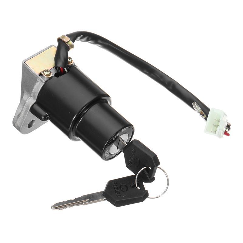 Ignition Key Switch FOR YAMAHA Moto 4 350 YFM350 MOTO-4 1989-1994  I-13-11 E2