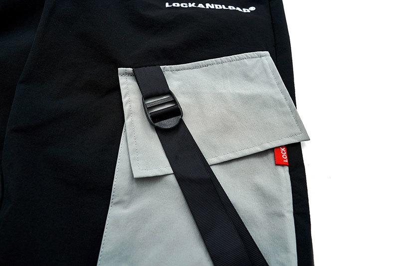 Pockets Cargo Harem Pants 3