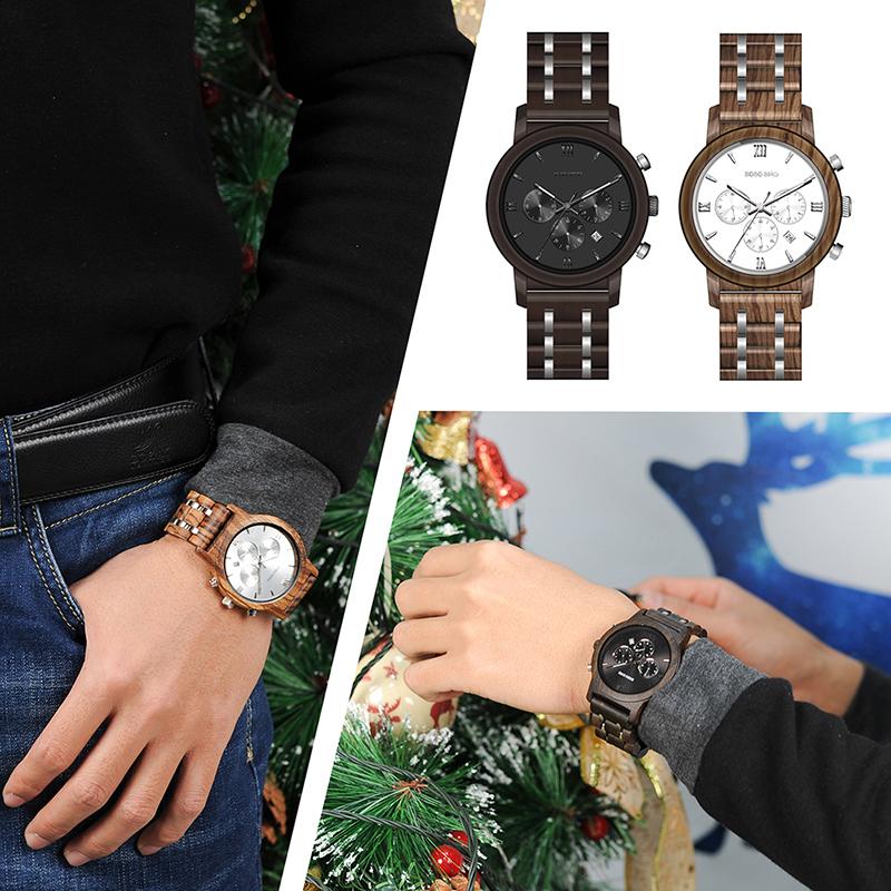 wooden watch for men BOBO BIRD BRAND watches (41)