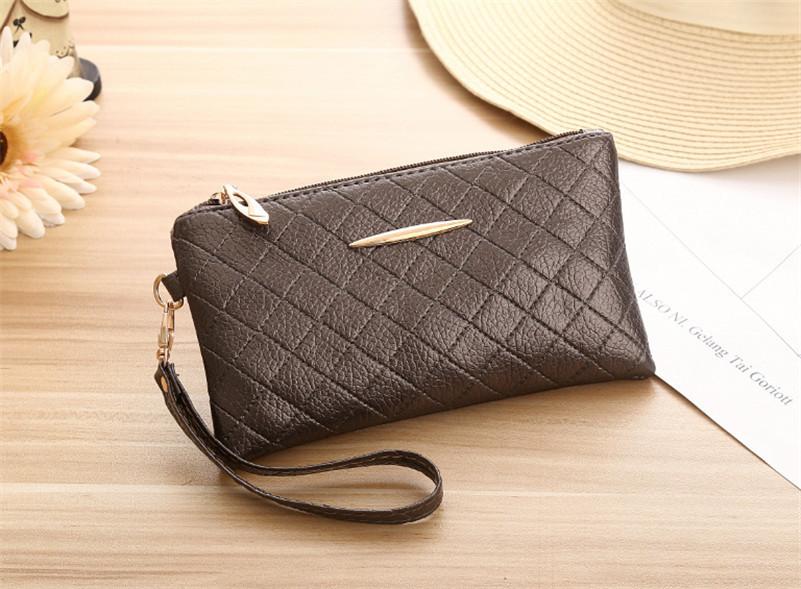 x03- Soft Leather Long Women Wallet