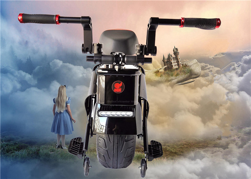Adult Electric Motorcycle Scooter One Wheel Electric Scooters 18 Inch Fat Tires Portable Electric Unicycle One 1000W 60V 90KM (6)