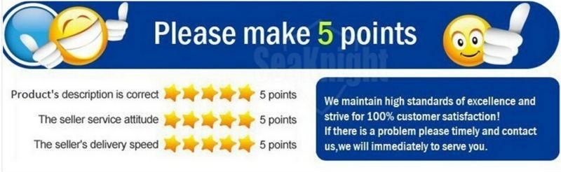 leave 5 stars