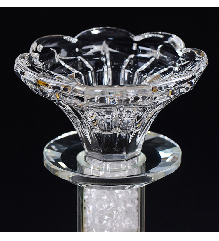 crystal candle holder 04