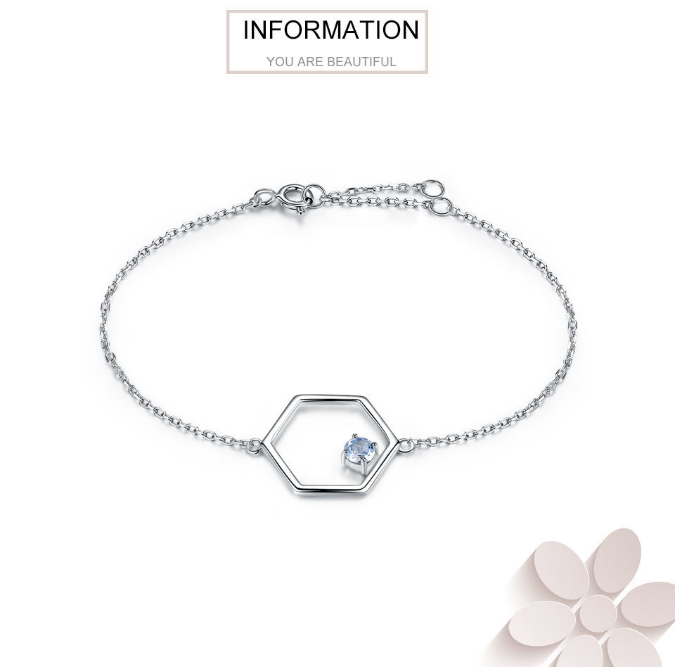 925 sterling silver bracelet for women (3)