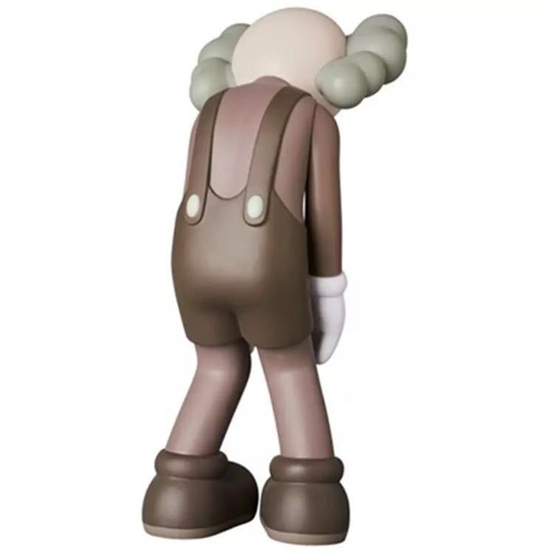 Hot design modern art KAWS companion toy custom vinyl pvc Graffiti art toy kaws figure statue
