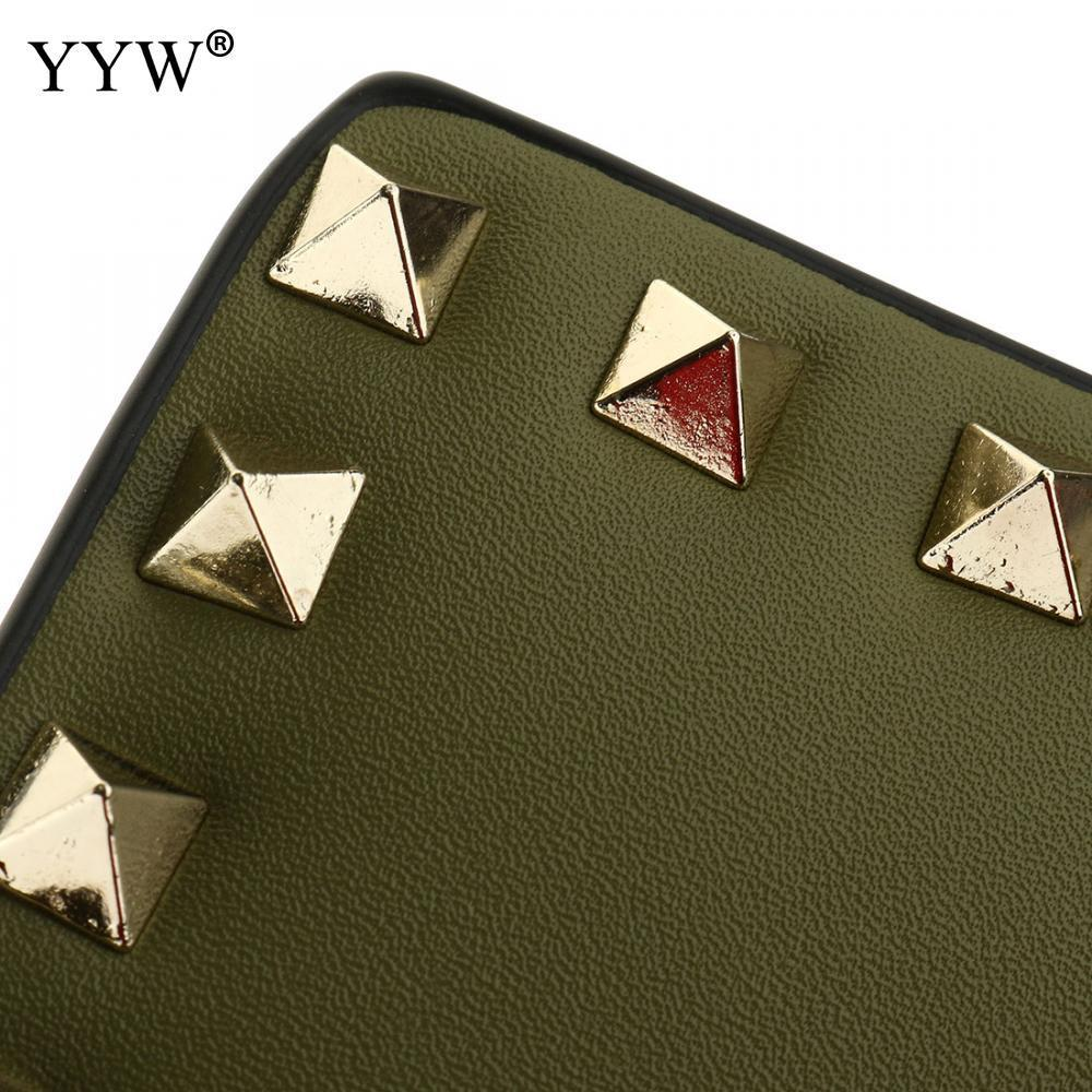 Yyw Green Mini Pu Leather Clutch Bag Envelop Luxury Purses And Handbags Evening Party Bags Clutches Designer Small Messenger Bag Y190626