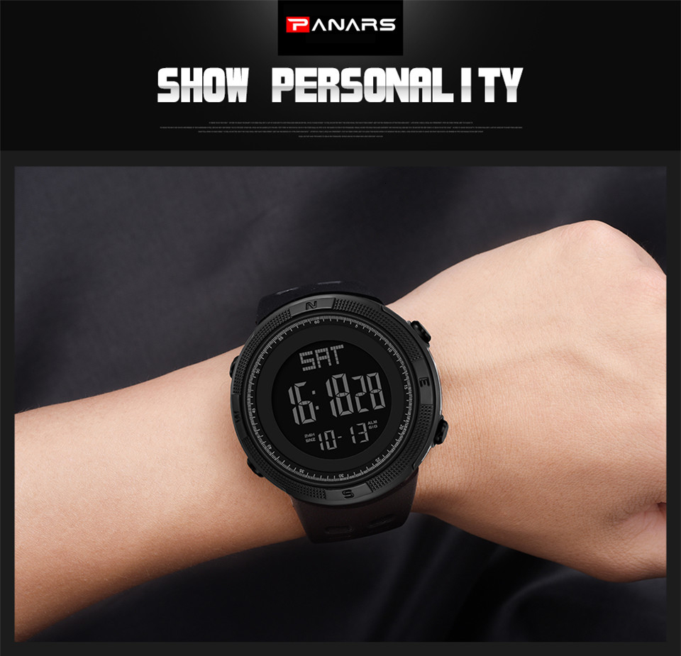 Sports Watch Men Digital Electronic Wrist Watch Waterproof LED Fitness Outdoor Watch For Running Chronograph Wristwatch Relojes (19)