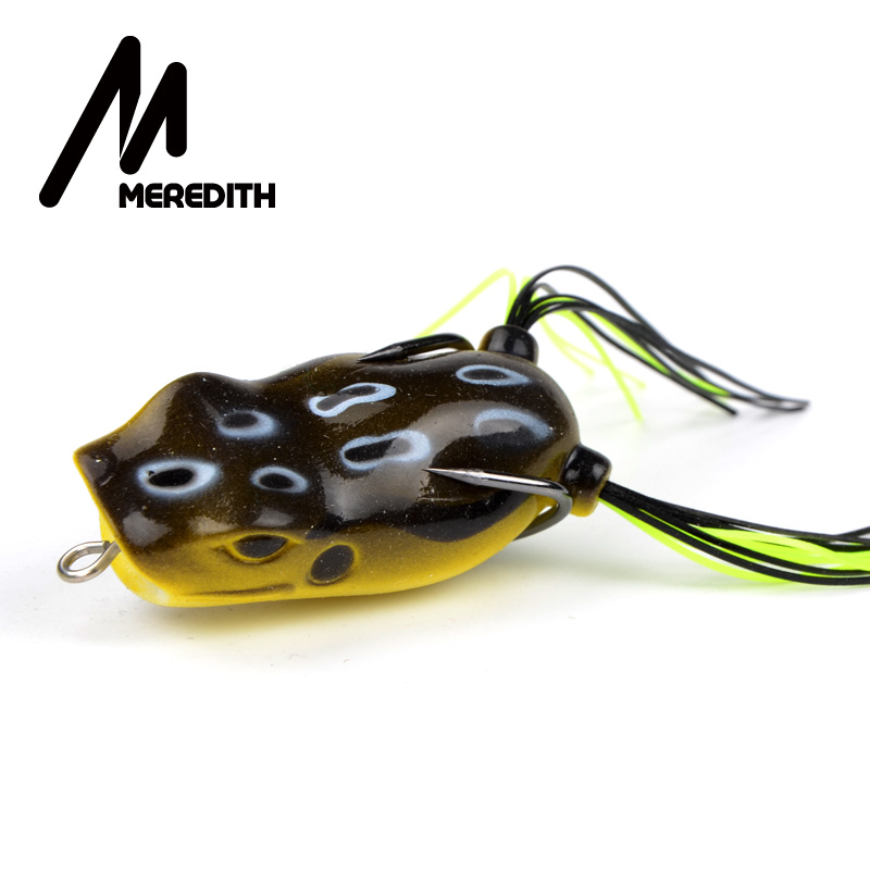 frog fishing lures japan hooks soft plasticbass wobble Fishing tackle ON
