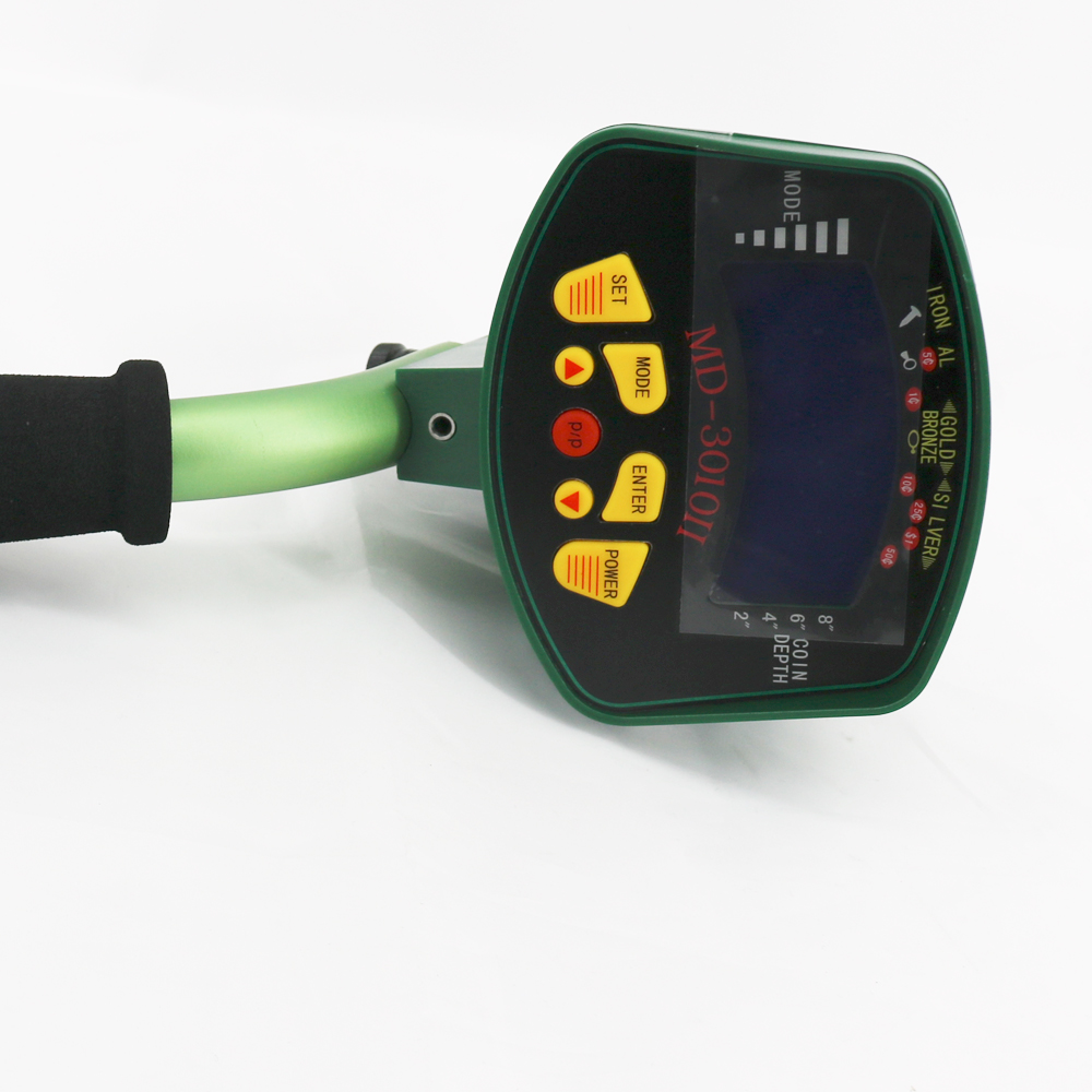 Shumo MD1005 Underground Metal Detector Handheld Treasure Hunter Gold Digger Finder Children Gift Toy Metal Detectors